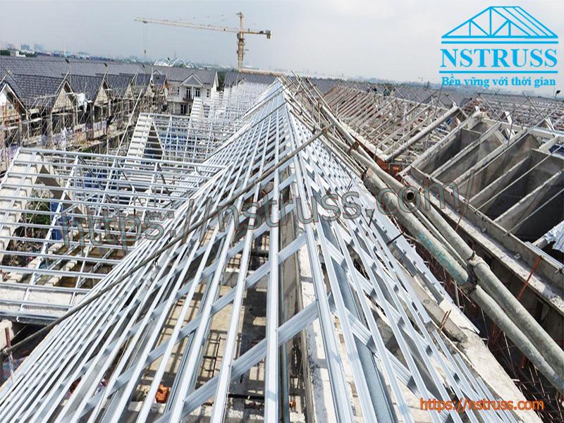 Mái nhà -RoofTruss
